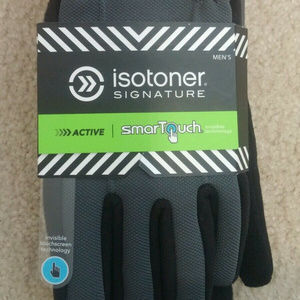 Isotoner Signature Smart Touch Tech Gloves Large